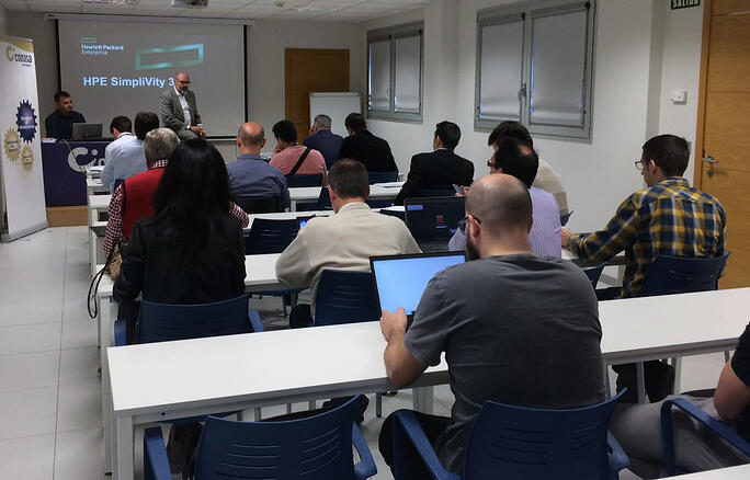 Conasa presenta sus soluciones de vanguardia para la tecnología de la hiperconvergencia