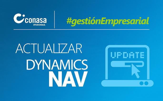 ¿Conviene actualizar Dynamics NAV a la última versión?