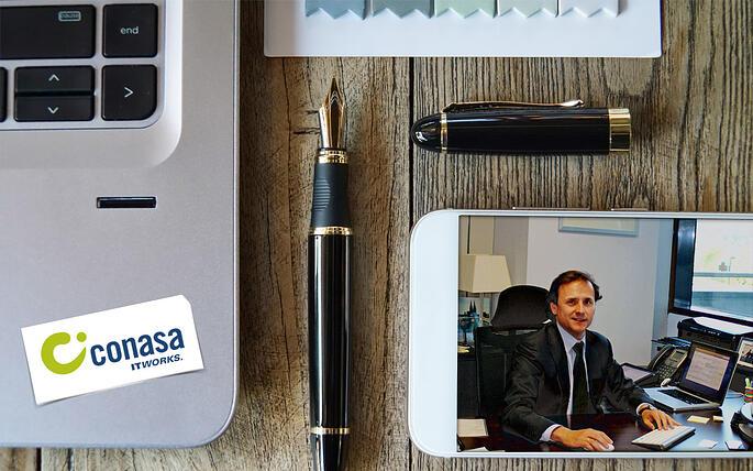 Pablo Latasa, nuevo Director Comercial y de Estrategia de Negocio en Conasa