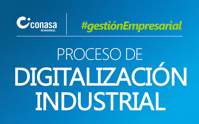 Proceso de digitalización industrial