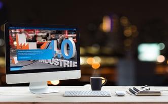 Nueva web sobre software de gestión empresarial